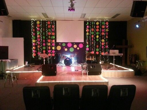Joy Series Church Stage Design On A Shoestring Budget
