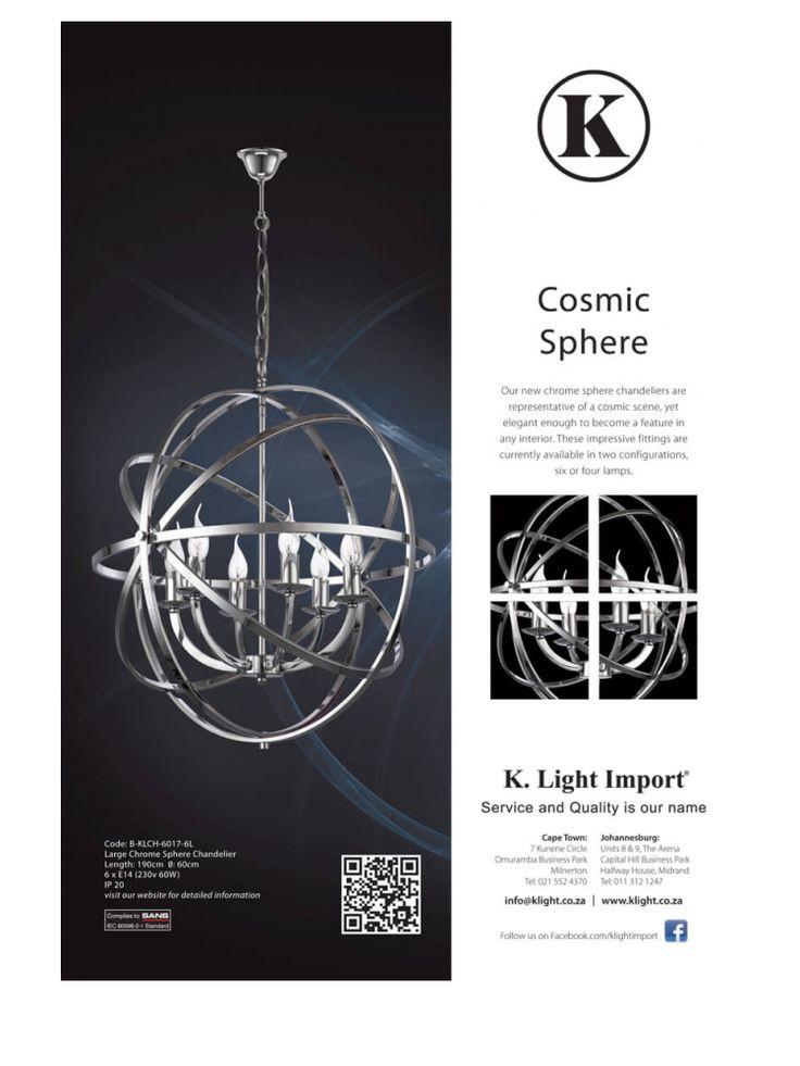 <p>Cosmic Sphere<br />  House & Leisure<br />  Habitat</p>