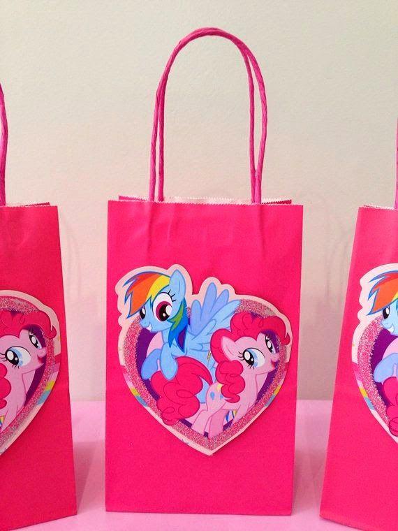Decoración de Fiestas Infantiles de My Little Pony
