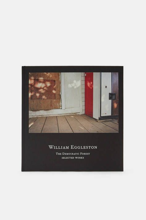 Over the course of nearly six decades, William Eggleston has established a singular pictorial style that combines vernacular subject matter with an innate and sophisticated understanding of color, form, and composition. His photographs transform the ordinary into distinctive, poetic images that eschew fixed meaning. Published on the occasion of David Zwirner's New York exhibition of selections from The Democratic Forest, this new catalogue highlights more than sixty exceptional images from…