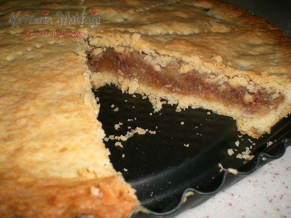 Ağız Dağılan Elmalı Pasta Tarifi - Kevser'in Mutfağı - Yemek Tarifleri