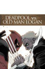 Image: Deadpool vs. Old Man Logan #1 - Marvel Comics