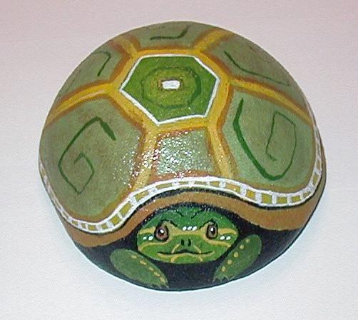 #art #turtle #rock