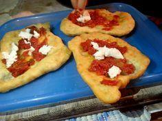 Pizza frita napolitana receta - Masa de pizza casera - Como preparar masa de pizza italiana - como hacer una pizza casera paso a paso - Montanare - receta masa pizza napolitana - receta pizzas caseras - recetas faciles pizzas caseras - diferentes tipos de pizzas - como hacer una pizza casera