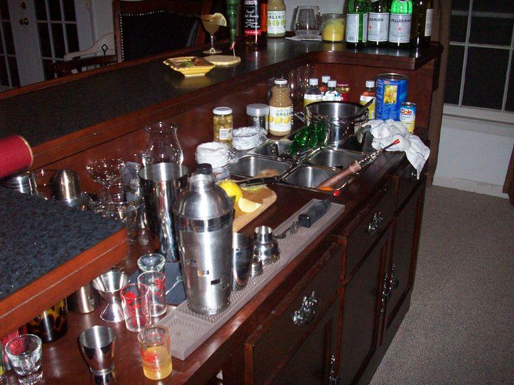 Coolest Diy Home Bar Ideas