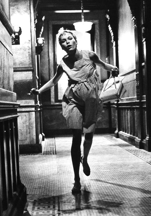 Rosemary's Baby.  So weird but so right! The perfect amount of scary!