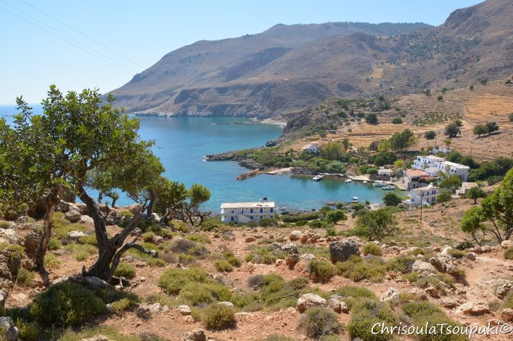 #Foinikas #Sfakia #Chania #Crete www.livikoapartments.gr