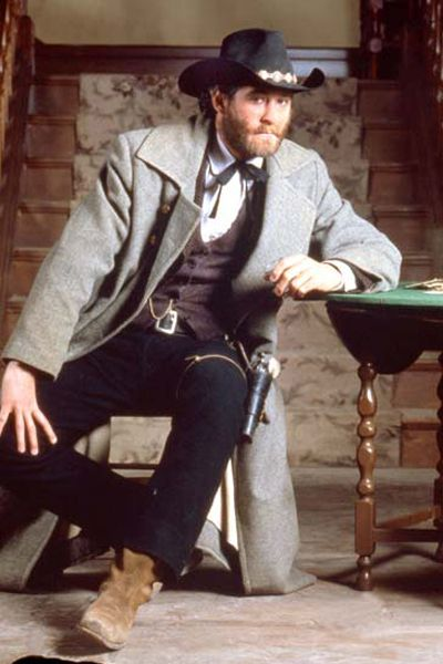 Movie Inspiration: SILVERADO. From the start I knew my hero in BETWEEN HEAVEN & HELL would be named Paden. Loved the name from the movie Silverado. Kevin Kline plays Paden, a very different man from my hero - he's more comfortable in a saloon than anywhere else - but I still loved his character...and his name.