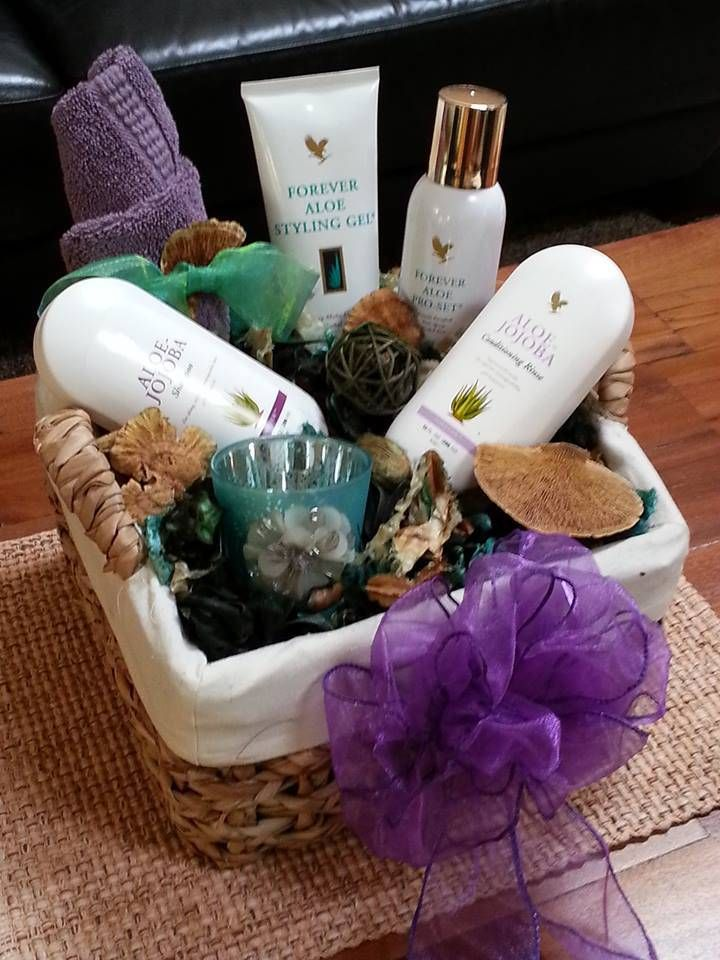 Forever Aloe Hair Care.. Forever has a number of haircare.products. Conditions the hair and the scalp giving beautiful shine and healthy hair. Visit Http/aineslaoe.flp.com