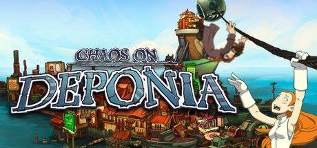 85% di sconto per Chaos on Deponia, solo su Steam