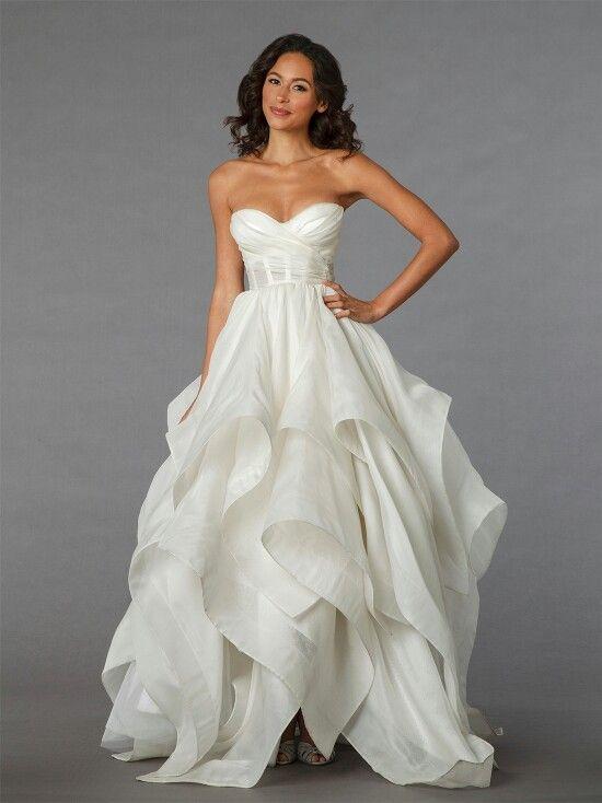 9 robes de mariée empire qui vont vous faire craquer