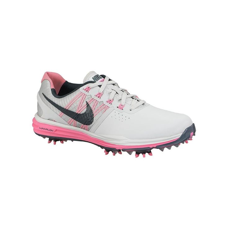 Nike Ladies Lunar Control III Golf Shoes - Great looks and fantastic performance from Nike Golf as always - https://www.foremostgolf.com/nike-ladies-lunar-control-golf-shoes