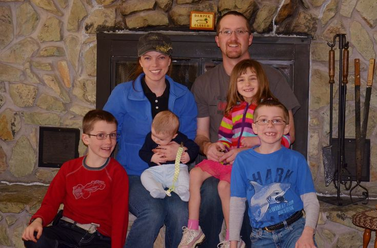Sean Harkness and his beautiful family. Read his story: http://www.farmathand.com/blog/meet-your-farmer-sean-harkness/