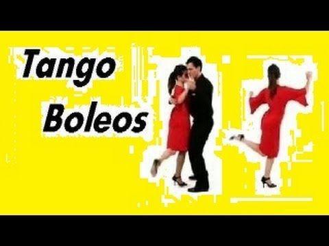 TangoViPedia 37: Boleos Lessons collection