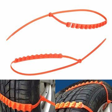 Anti Skid Chains for Automobiales Snow Mud Wheel Tyre Car Truck Tire Cable Ties Only US$1.88 buy best Anti Skid Chains for Automobiales Snow Mud Wheel Tyre Car/Truck Tire Cable Ties sale online store at wholesale price.US/EU warehouse.