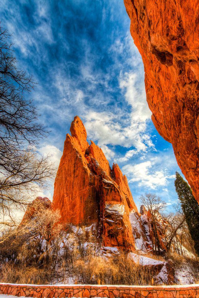 Towering High, Garden of the Gods - Matt Payne Photography