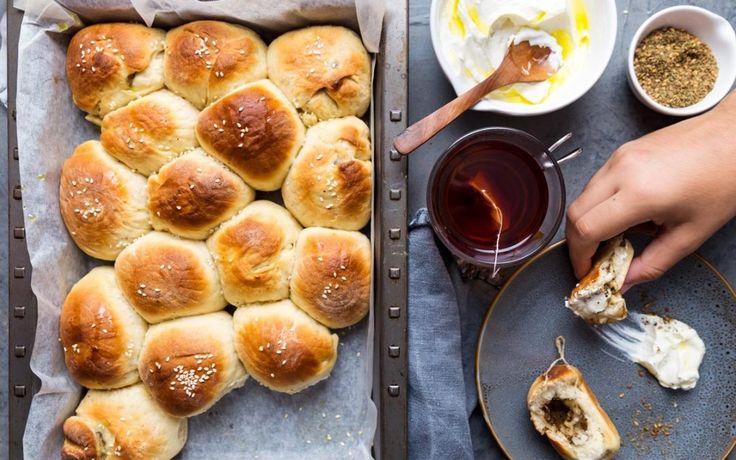 Sweet & Savoury Bread – Ka'ik