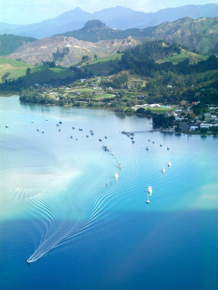 Coromandel Peninsula, New Zealand Submitted by erinnnnnn