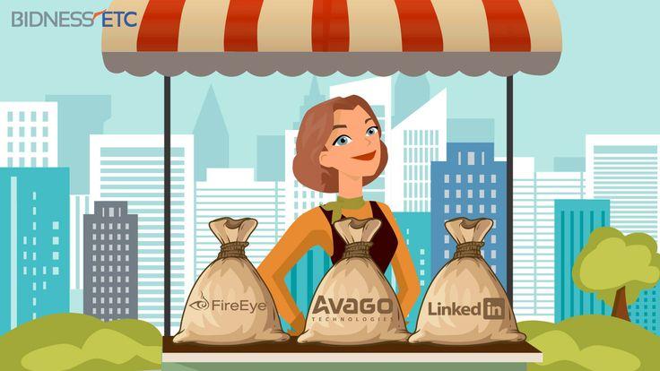 Insider Selling: FireEye Inc (FEYE), Avago Technologies Ltd (AVGO), & LinkedIn Corp (LNKD)