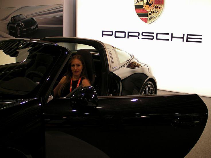 #ElenaGiaveri Autokm0 likes #Porsche @Quintegia #ADD14 Automotive Dealer Day @PitstopAdvisor