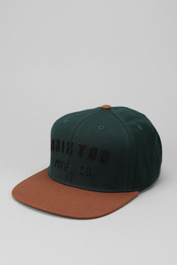 UrbanOutfitters.com > Brixton Arden Snapback Hat