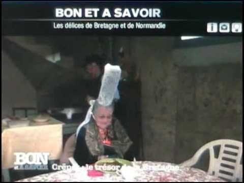 Les crepes Bretonnes.