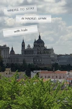 A handy guide about where to stay in Madrid when travelling with kids with Madrid neighbourhood guide and hotel and apartment recommendations. Read the article for family friendly accommodation in Madrid addresses and a selection of Madrid hotels with swimming pools