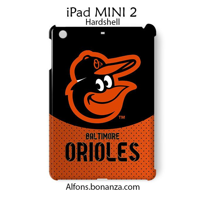 Baltimore Orioles iPad MINI 2 Case Cover Hardshell