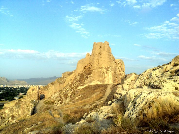 Van-Tushpa Castle, Western Armenia