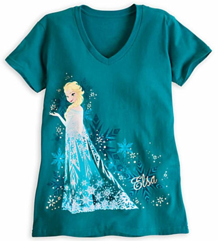 18 best images about frozen anna elsa olaf t shirt on for Oversized disney t shirts