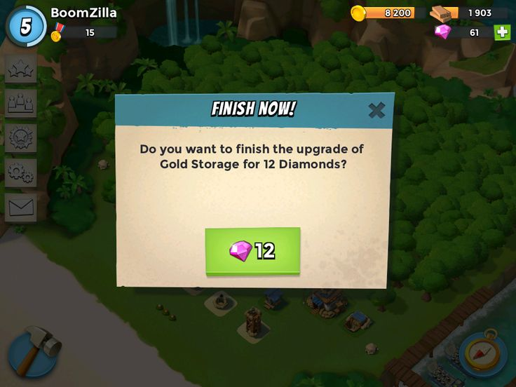 Boom Beach by Supercell - PopUp