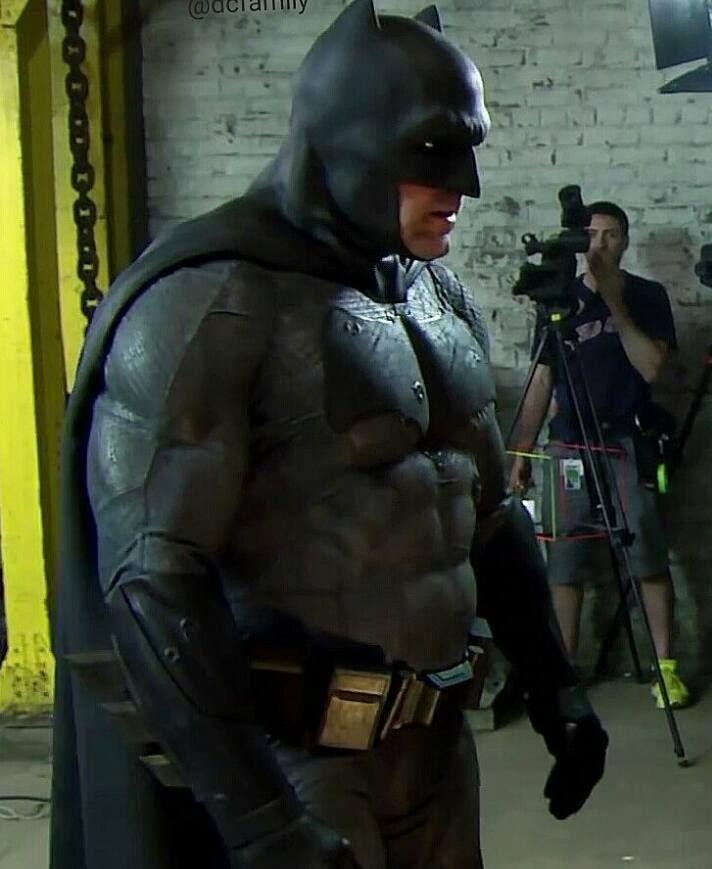 Ben Affleck IS Bruce Wayne/Batman - Page 25 - The SuperHeroHype Forums