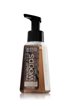 Twilight Woods For Men Gentle Foaming Hand Soap Anti