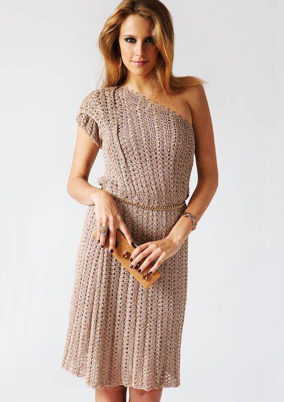 Tığ İşi Elbiseler |Yazlık Örgü Elbise Modelleri #Kadın #Kadınlar #Geliyoo #Hobi