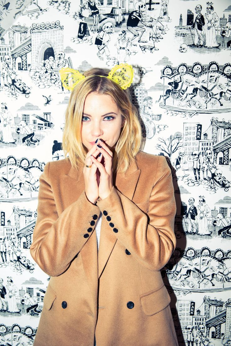 Guys, Ashley Benson is on The Coveteur. Right. Now. http://www.thecoveteur.com/ashley-benson/