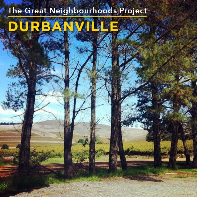 We love Durbanville because there's a different wine farm for every weekend (http://www.rawson.co.za/neighbourhoods)