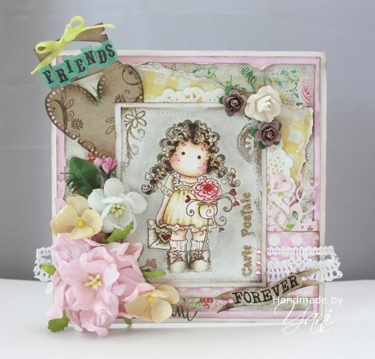 Valentine's   Magnolia's Card Studio