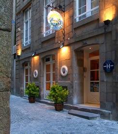 Hotel Le Nautilus, Saint-Malo, France