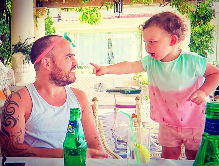 """The kids are out of control!#sacconejolys #sorrento"""
