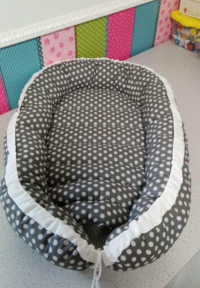 die 20+ besten ideen zu nestchen babybett auf pinterest | nestchen ... - Nestchen Babybett Motiven Stoffen Ideen