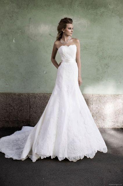 Brudklänning - manhattan Garamaj