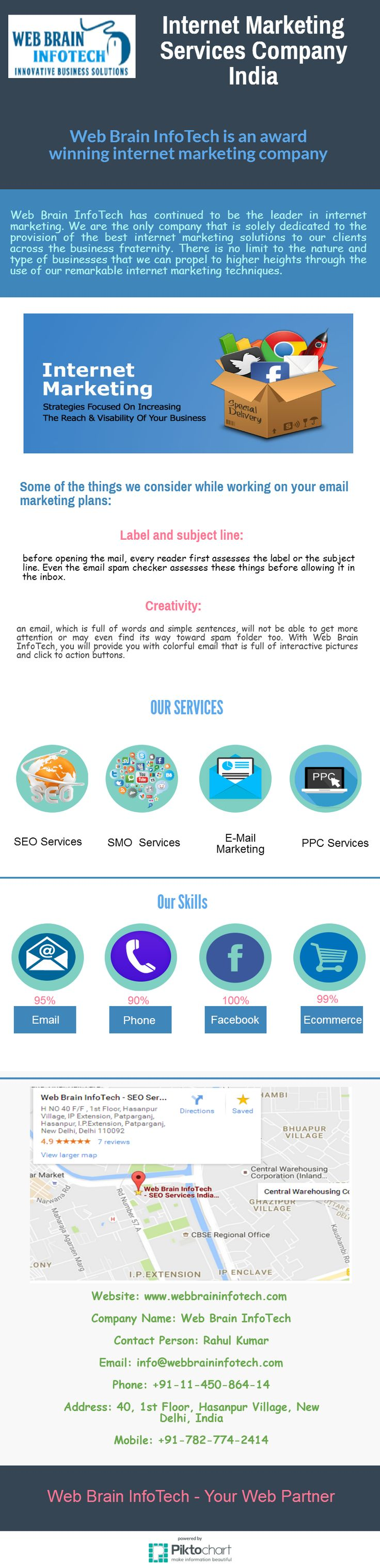 #1 Internet Marketing Company offers result oriented SEO ...
