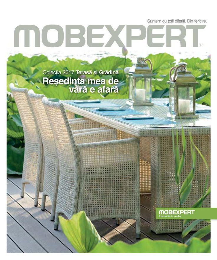 Catalog Mobexpert 25 Mai - 31 Iulie 2017! Oferte si recomandari: Nevada scaun 884 lei; Valley masa cafea 1,681 lei; Arto aplica exterior din metal