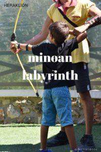 Labyrinth Park Heraklion