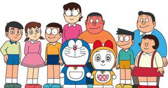Doraemon, el gato cósmico es una serie japonesa de dibujos animados muy divertida. Sus protagonistas son Doraemon y Nobita Nobi. Los demás personajes son Shizuka Minamoto, Takeshi Goda o Gigante, Suneo Honekawa, Dorami, Jaiko Goda y Hidetoshi Dekisugi.