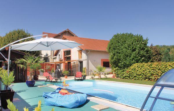 Vakantiehuis - Saint Jean de Moirans, Frankrijk - FRI004   Novasol