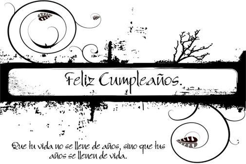 Feliz Aniversario En Espanol: Quotes De Cumpleanos En Espanol