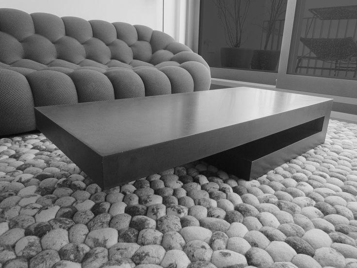 12 best beton couchtisch images on Pinterest Centre, Concrete - beton wohnzimmertisch