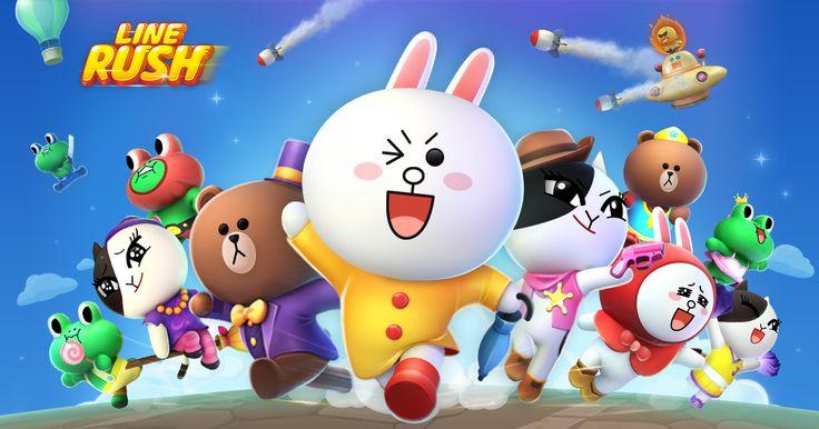 可愛いLINEのキャラクターが駆け巡るカンタン爽快ランゲーム!さぁ、キミもサリーを探す旅に出かけよう!!★ただいま事前登録受付中!