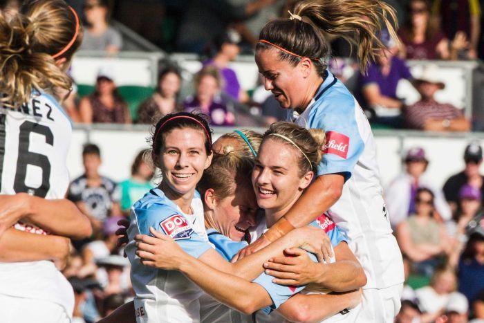 Jess Fishlock gives Melbourne City back-to-back Championships